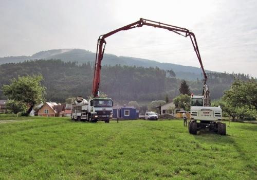 28.06.2013: Sicherungsprojekt Bergbau Oberdorf bei Thannhausen