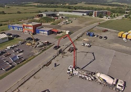 14.06.2012: Sicherungsprojekte im Raum Wolfsberg