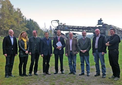 """24.10.2012: Startschuss für """"Energie-Erlebnispark"""" Zangtal"""