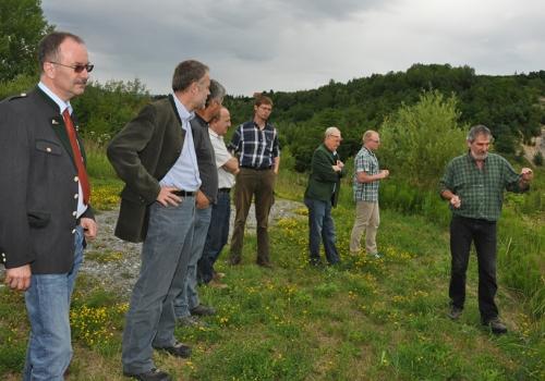 29.07.2014: Rekultivierung ehemaliger Bergbauflächen: Ein voller Erfolg!