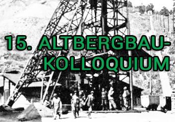 PDF zum Altbergbau-Kolloquium verfügbar!