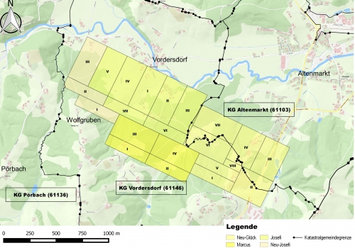 Die Reise des Bergbaus Vordersdorf ist zu Ende