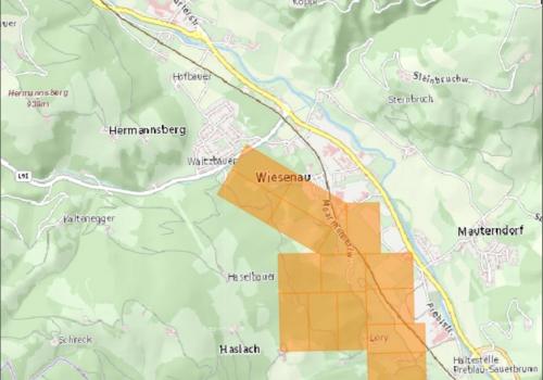 Wiesenau: Sicherungsarbeiten für ehemaligen Braunkohlenbergbau