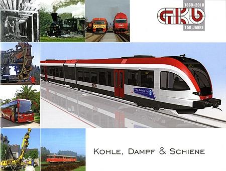 07.06.2010: 3000 begeisterte Besucher bei der GKB-Ausstellung in Köflach