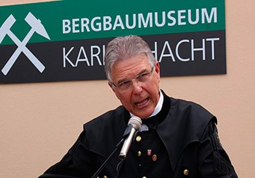 "14.05.2011: Eröffnung des Bergbaumuseums ""Karl-Schacht"""