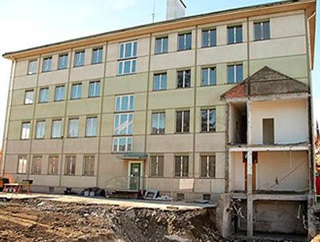 05.11.2010: Grundsteinlegung für die Zukunft der Bergdirektion