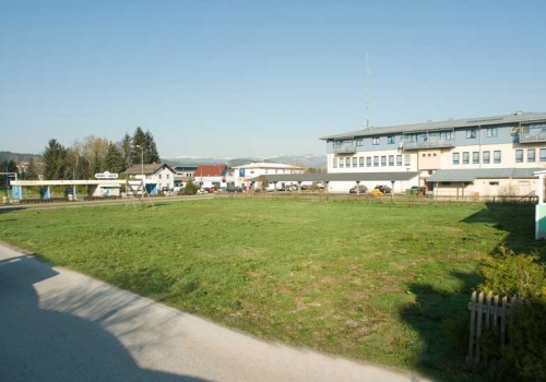 Voitsberg: Bauparzelle in zentraler Lage