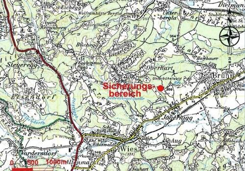 """01.04.2014: """"Jagernigg-Gesenke"""" in Wies-Eibiswald gesichert!"""