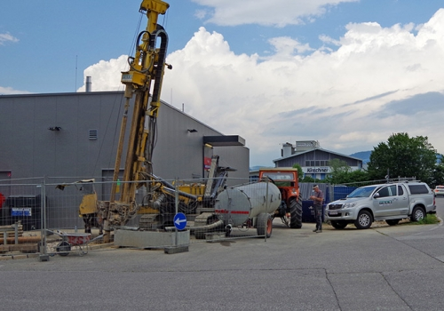"""25.07.2014: Sicherungsarbeiten im Bergbaugebiet der """"Lakog"""" abgeschlossen"""