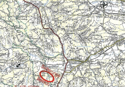 11.09.2015 Umfangreiche Sicherungsarbeiten im Bergbaugebiet Wies-Eibiswald