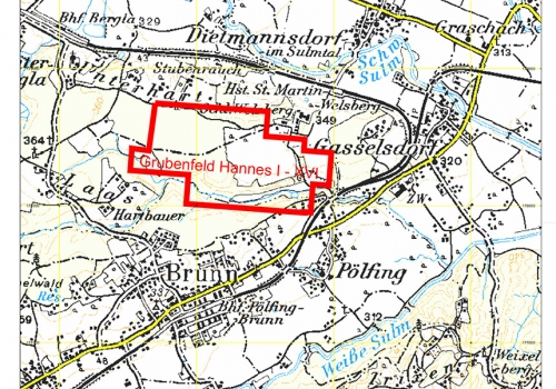 20.05.2015: Bergwerksberechtigungen in Wies-Eibiswald aufgelassen