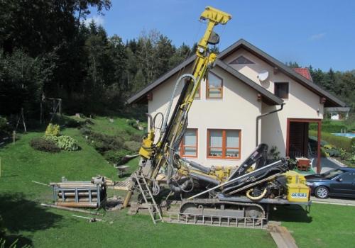 Braunkohlenbergbau Wiesenau: Sicherungsarbeiten abgeschlossen