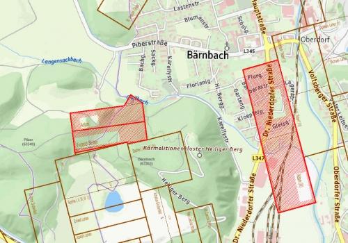 Bärnbach: Löschung von Bergwerksberechtigungen rund um den Heiligen Berg