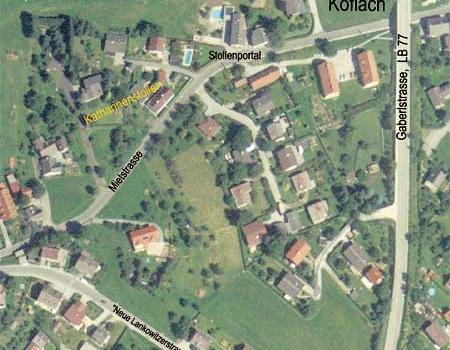 """03.04.2008: Katharinenstollen: Ein Sicherungsprojekt """"steht"""