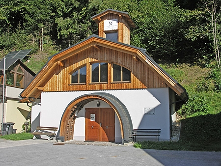 07.07.2011: Bergbau Ratten (Grubenfeld »Waldheimat«) ist gesichert