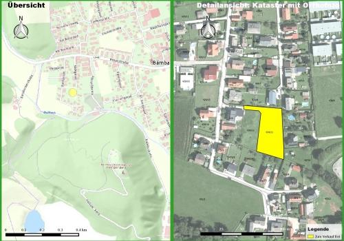 Bärnbach: Baugrund in der Bachgasse