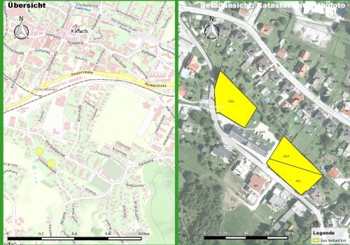 Köflach: Dillacherstraße Baugrundstück