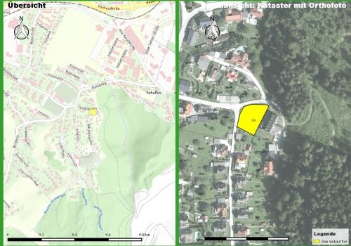 Köflach: Waldhausweg Baugrundstück