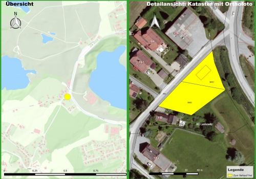 Maria Lankowitz: Attraktive Grundstücke nahe Freizeitzentrum!