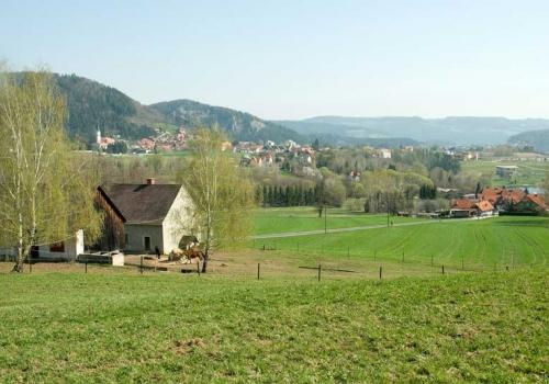 Maria Lankowitz: Attraktive Bauparzellen im Wahlfahrtsort