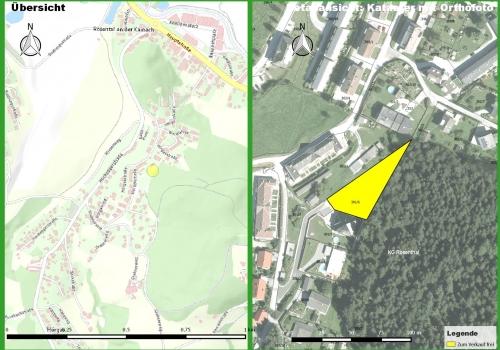 Rosental: Baugrundstück in Hörgas