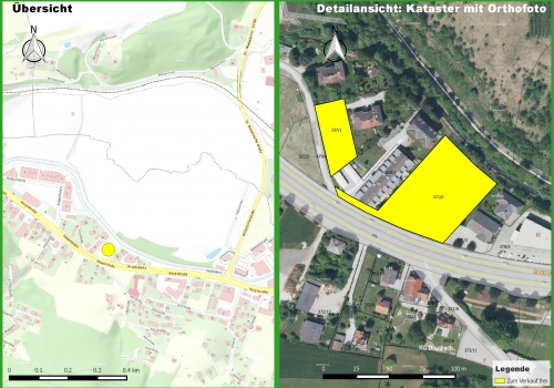 Rosental: Kern-, Büro- und Geschäftsgebiet